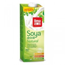 LIMA - SOYA DRINK NATURAL 1lt
