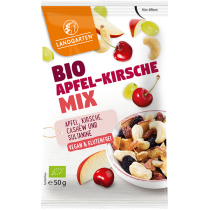 LANDGARTENø - SNACK APPLE CHERRY MIX 50g