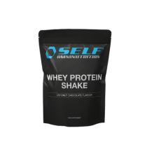 SELF OMNINUTRITION - WHEY PROTEIN SHAKE COCONUT CHOCOLATE FLAVOUR 1kg