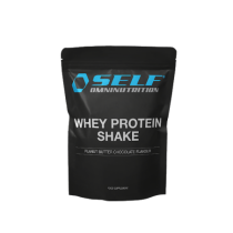 SELF OMNINUTRITION - WHEY PROTEIN SHAKE PENAUT BUT CHOCO FLAVOUR 1kg