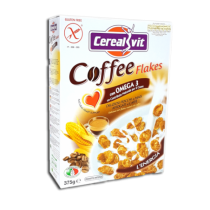 CEREALVIT - BIO COFFEE FLAKES 375g