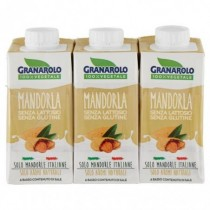 GRANAROLO '100% VEGETALE' - DRINK MANDORLA 3x200ml